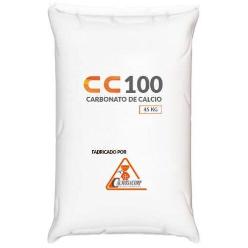 carbonato de calcio malla 100