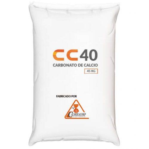carbonato de calcio malla 40