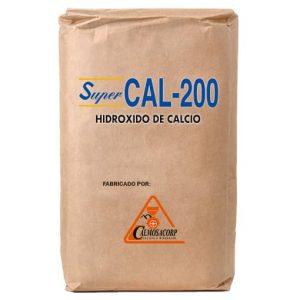 cal apagada, cal, hidroxido de calcio, super cal 200 P1