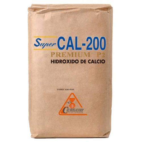 cal apagada, cal, hidroxido de calcio